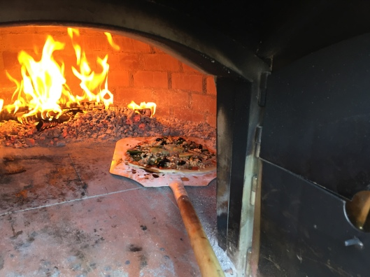 Pizza bakken 2