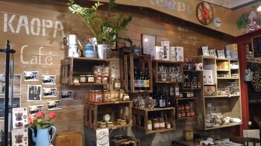 interieur Kaopa café