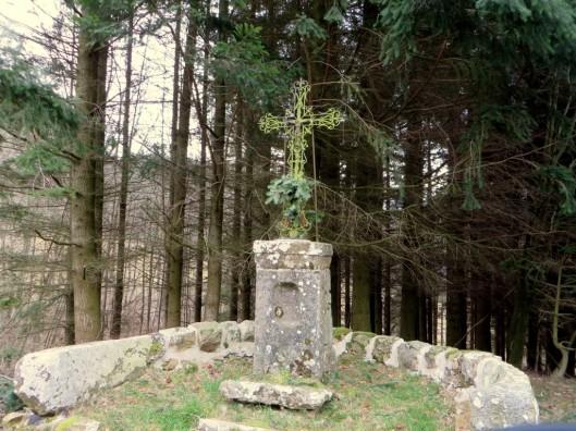 kruis-bij-la-chapelle-de-pouzat