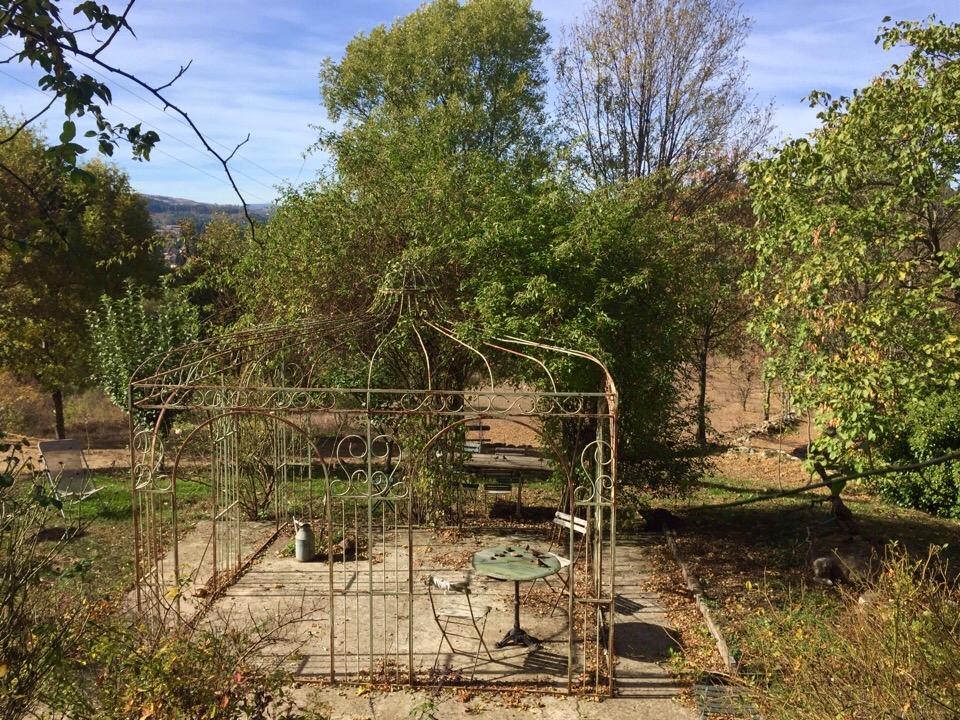 Tuin wonen in de ardèche